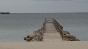 Eckernförder Bucht, Strand und Ostsee
