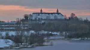 Aussicht auf Plöner Schloss